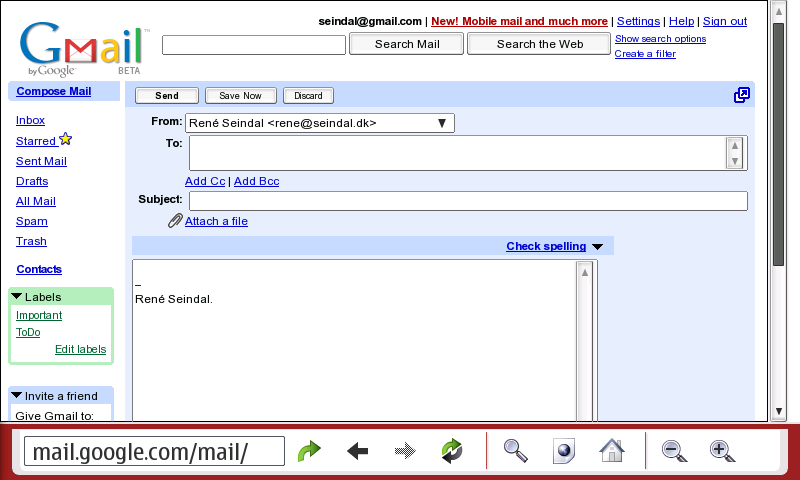 how to clean up gmail archive
