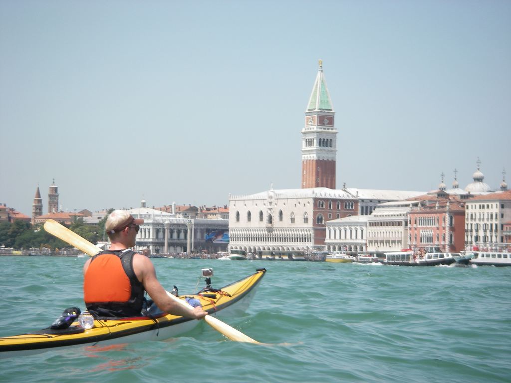 Paddle to Venice