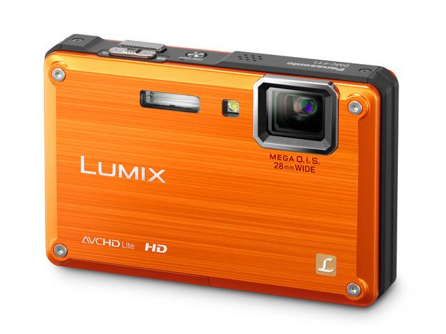 Panasonic Lumix DMC-FT1 front