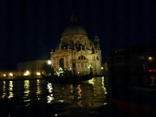 Evening Paddling in Venice