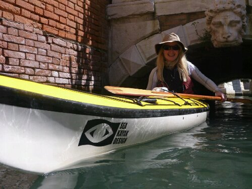 Sea Kayak Design