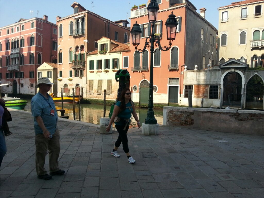 Aliens in Venice