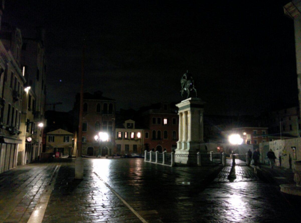 Night in Venice