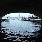 Voga - Under the Ponte Ca di Dio