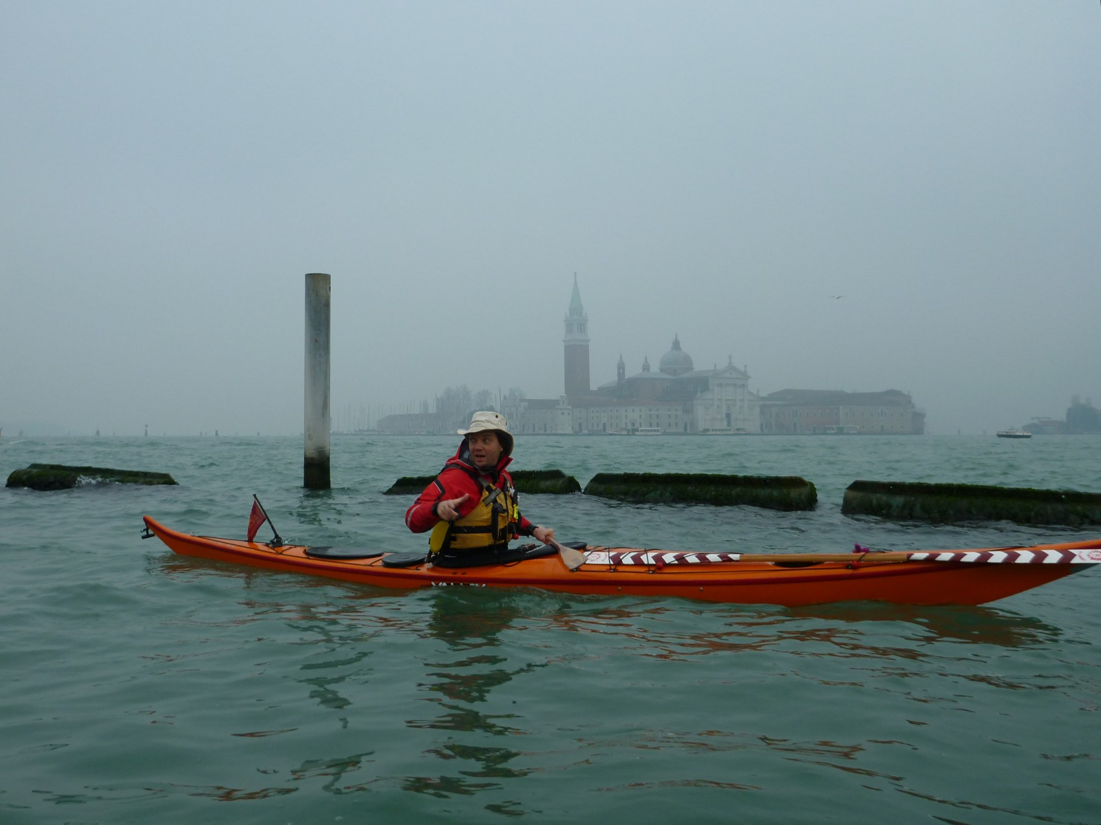 In front of San Marco