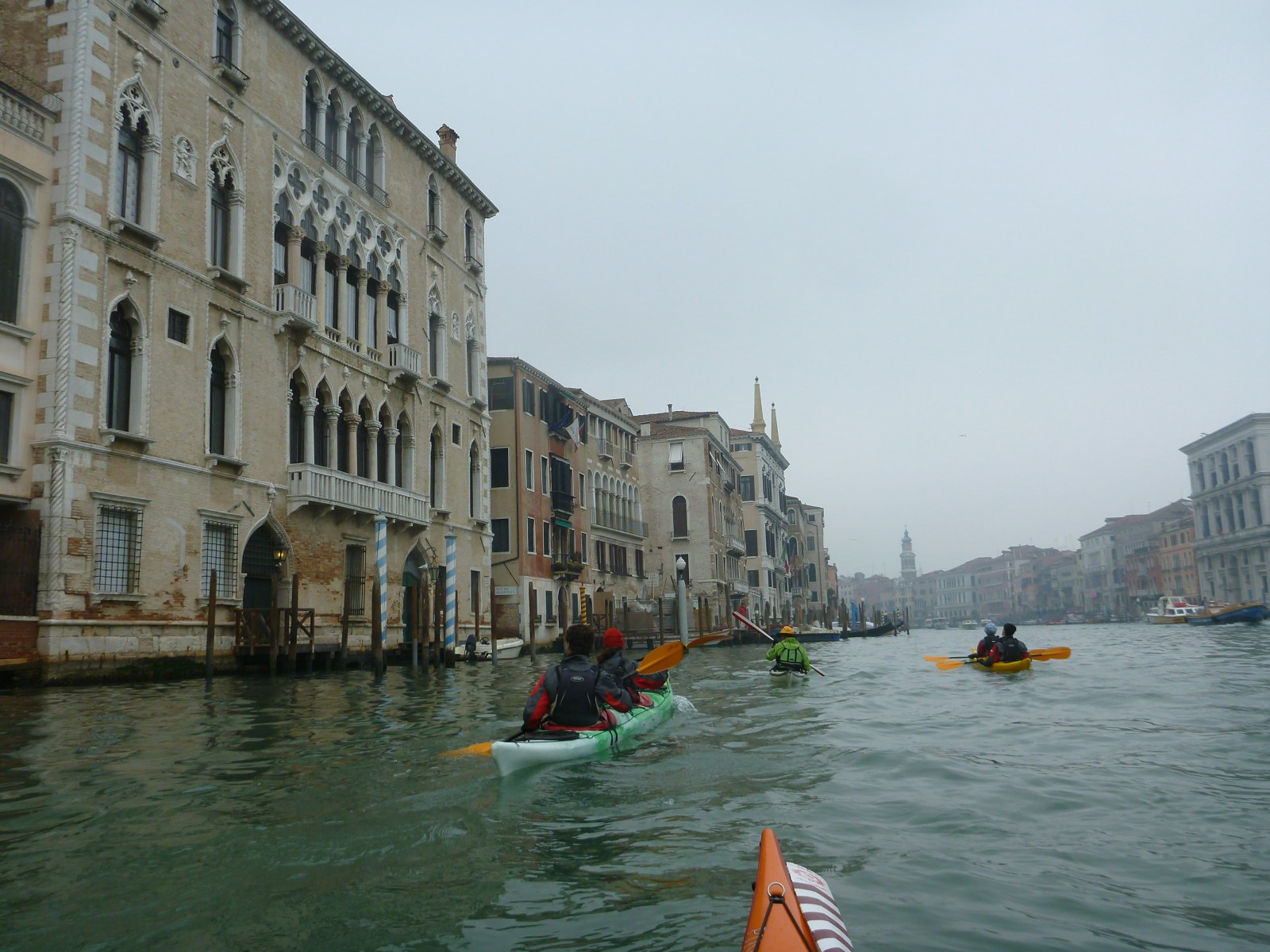 On the Canal Grande