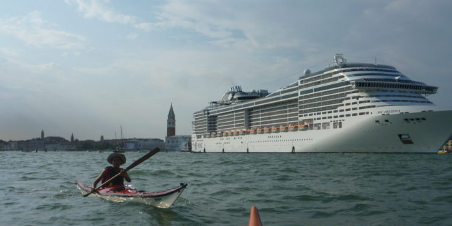 Killing Venice Slowly
