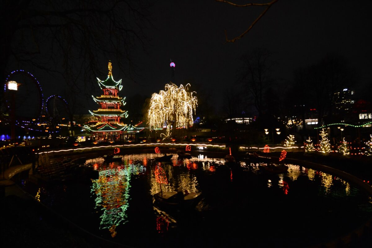 New Year at Tivoli