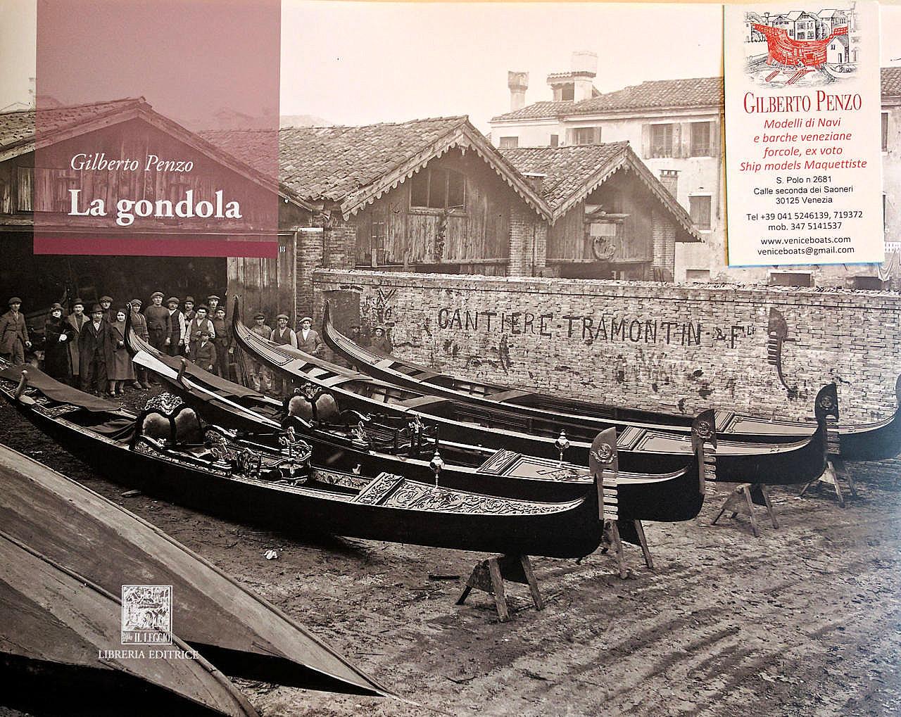 Gilberto Penzo - La Gondola
