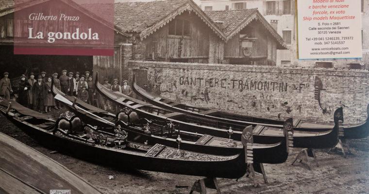 Gilberto Penzo: La gondola