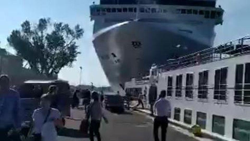 Grande nave venezia