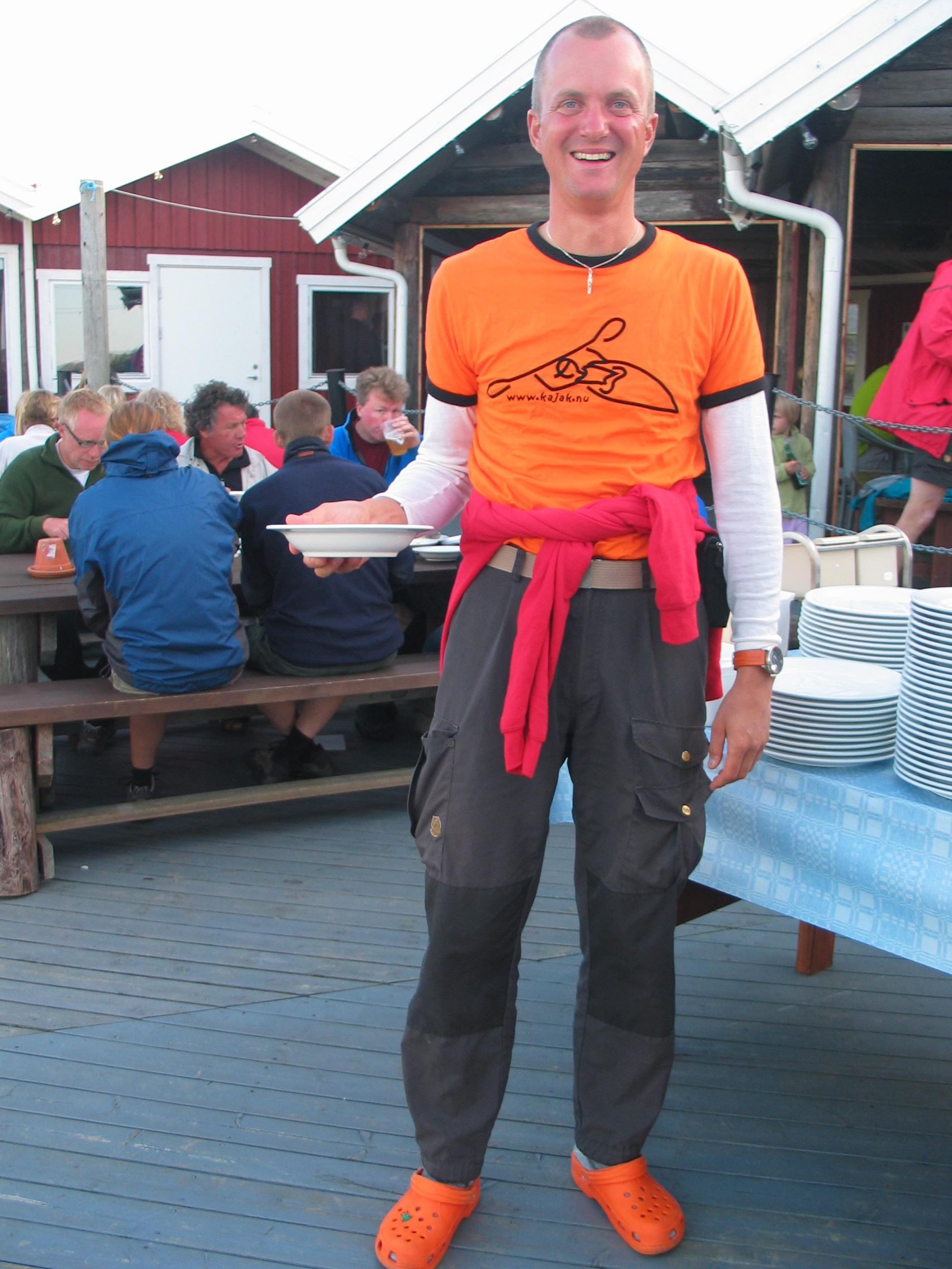 Erik Sjöstedt from Sweden