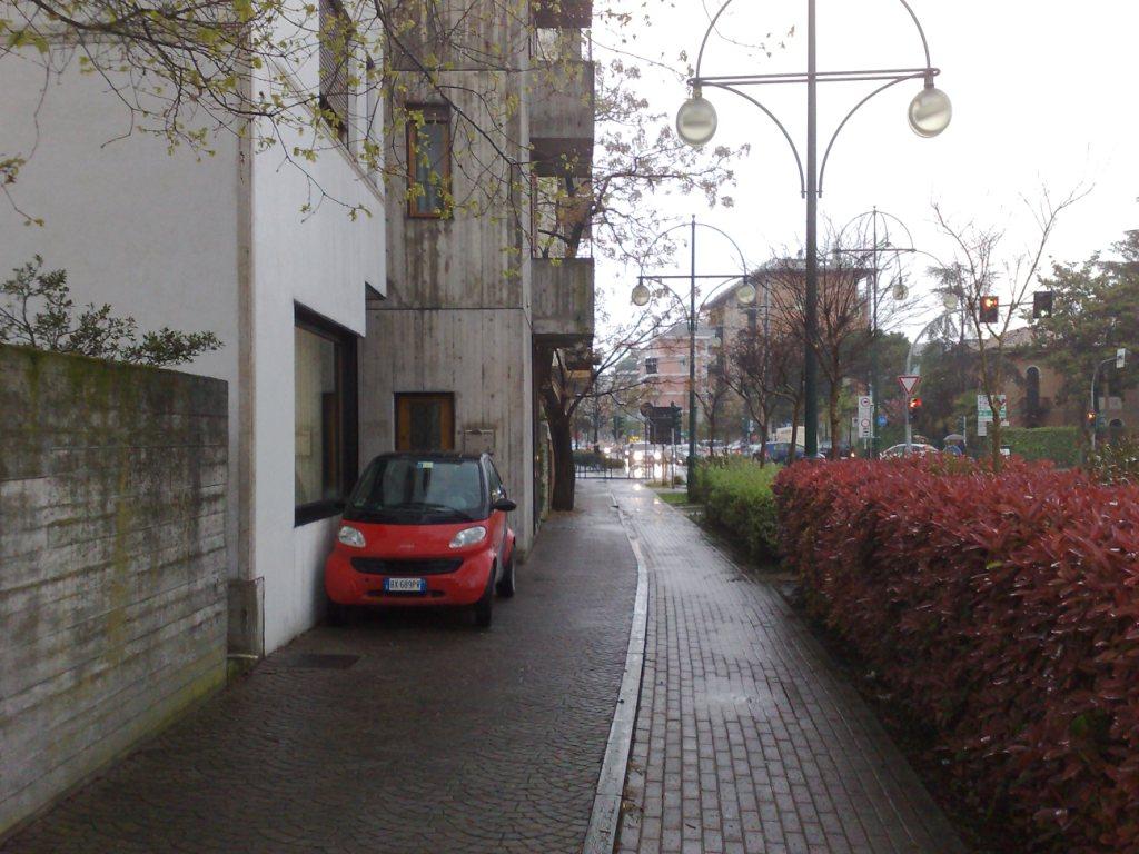 Smart parking :-)
