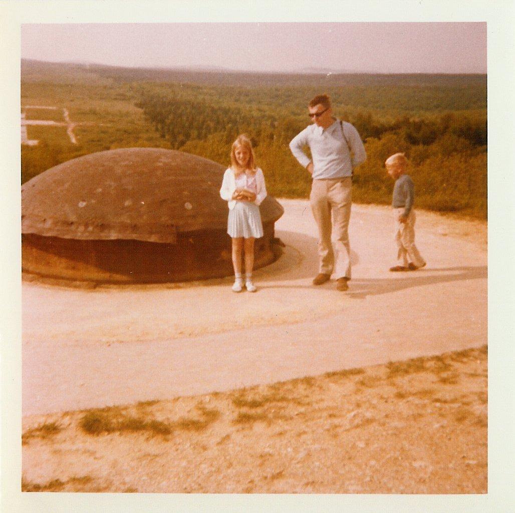 Verdun, summer 1970