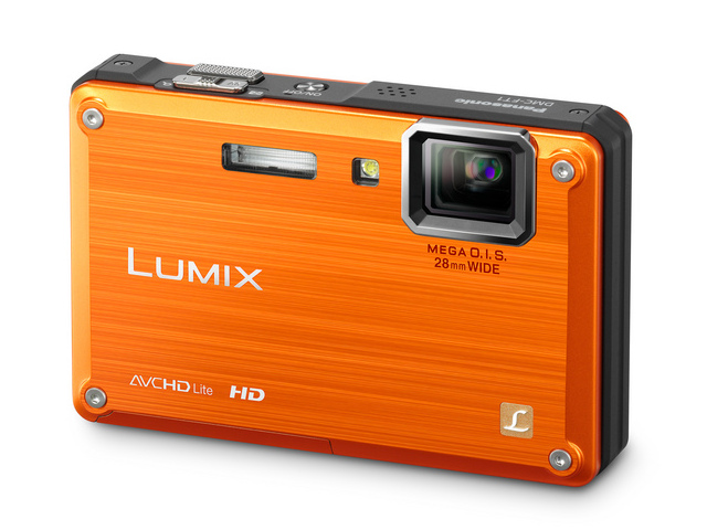 Panasonic Lumix DMC-FT1 front