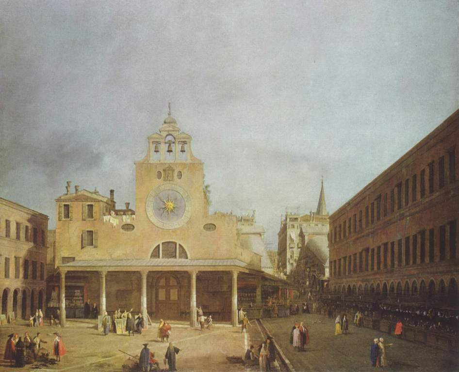 Canaletto - San Giacometo