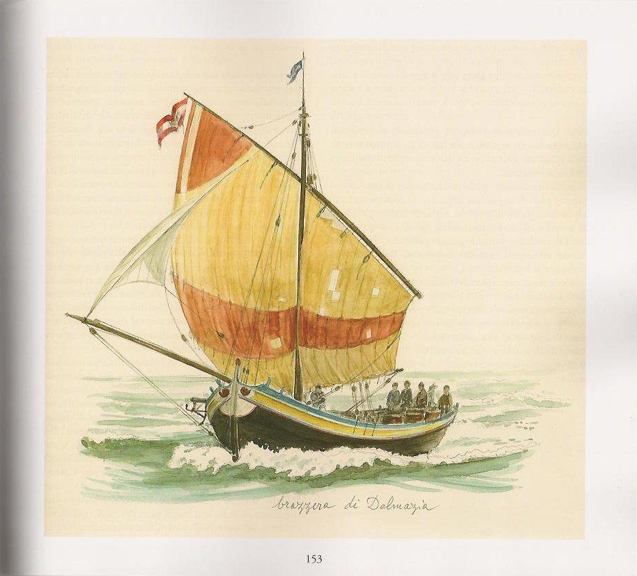 Barche del golfo di Venezia - page 153