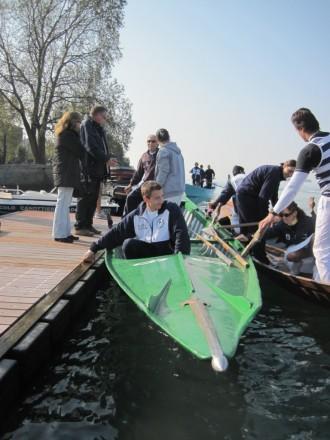 Diadora end of season - Getting everybody on board