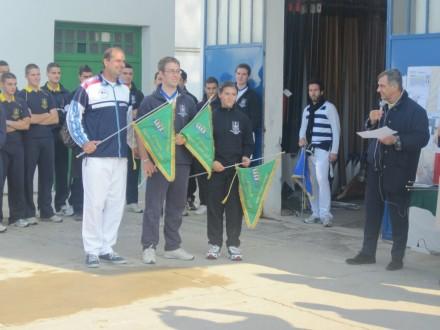 Diadora end of season - Green flags for third place