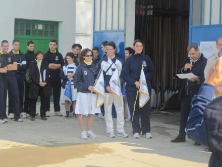 Diadora end of season - White flags for second place