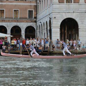 Regata Storica 2013 - men's race in gondolini