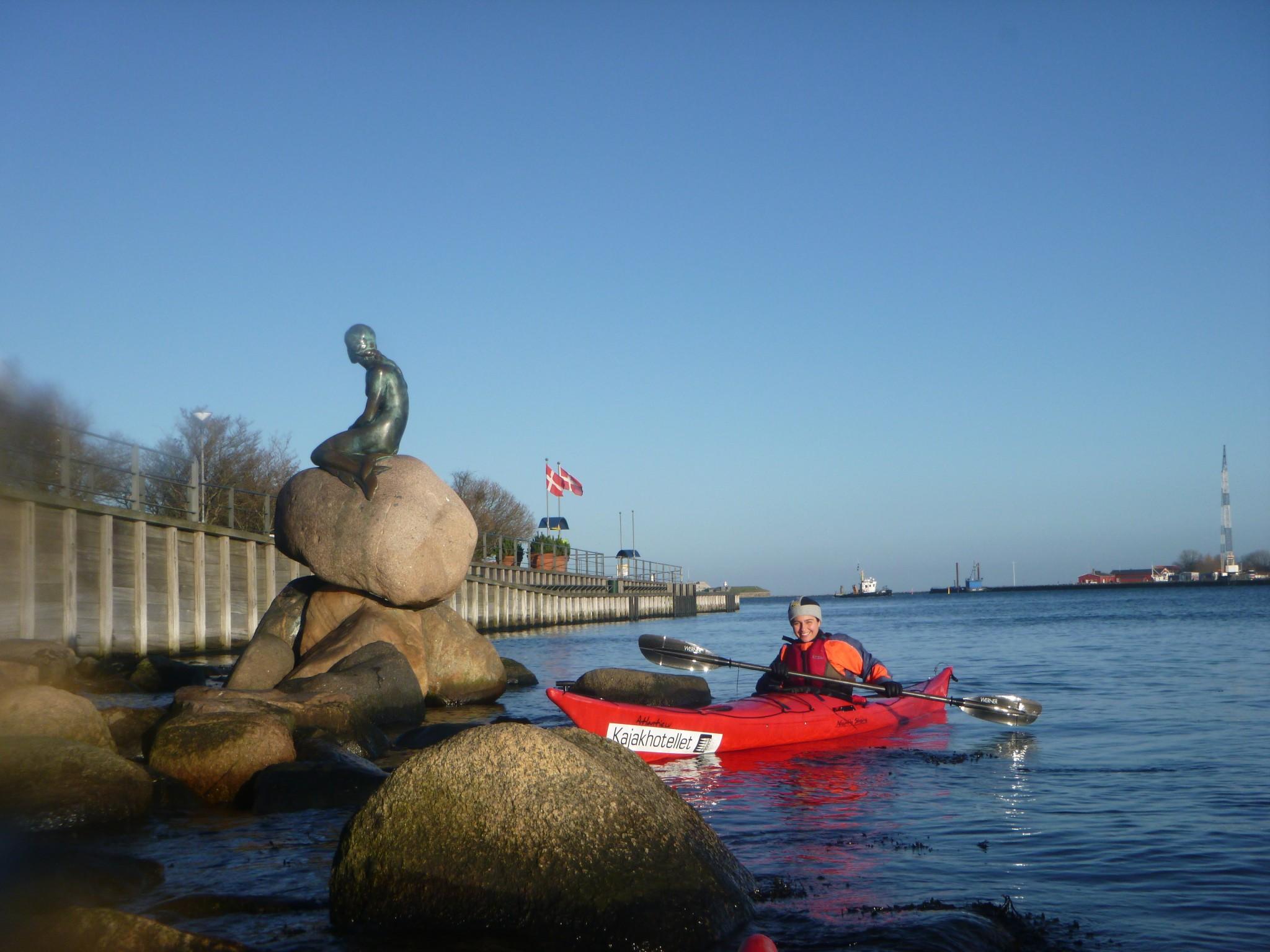 Copenhagen paddle
